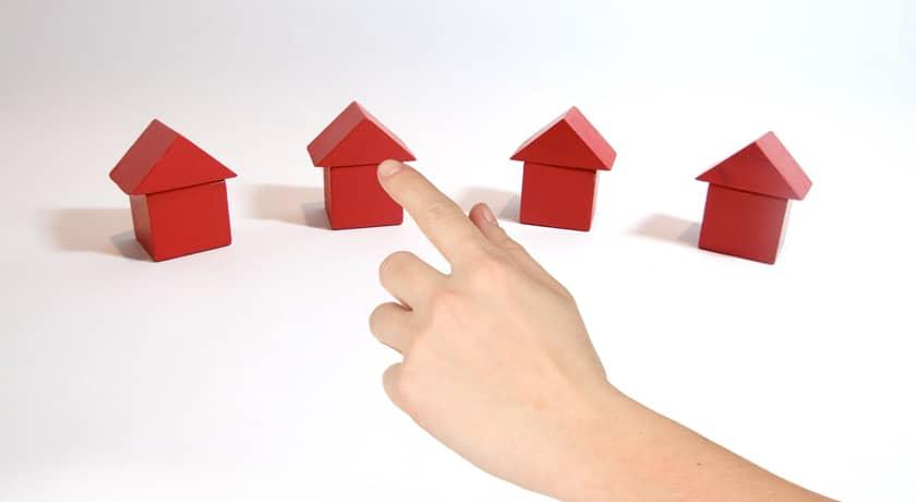 C mo elegir la casa que necesitas house hunting for Como elegir pintura para casa