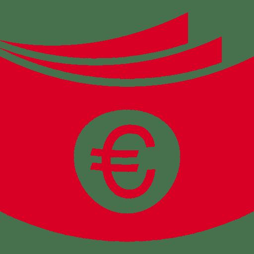 three-euro-paper-bills