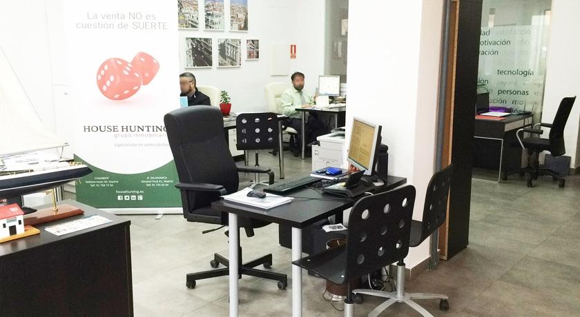 Fotos nuestras oficinas de chamber vistas desde dentro for Oficina correos salamanca