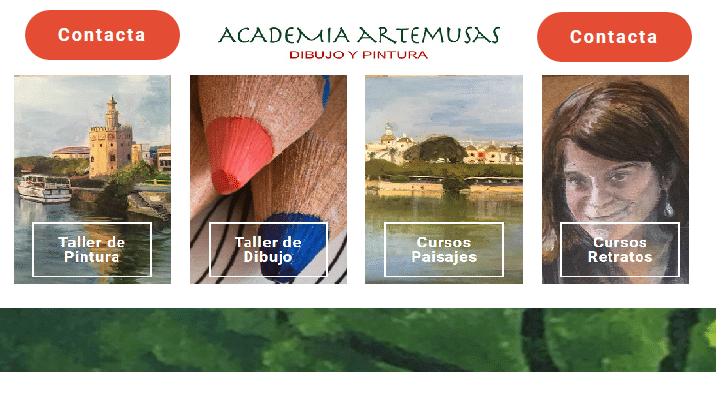Academia dibujo pintura Artemusas vender mi piso rápido alquiler House Hunting
