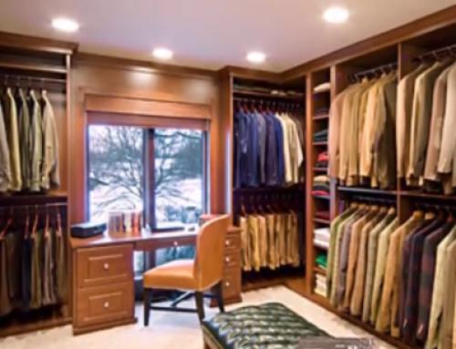 ¿Cómo debo decorar los armarios para vender mi piso?
