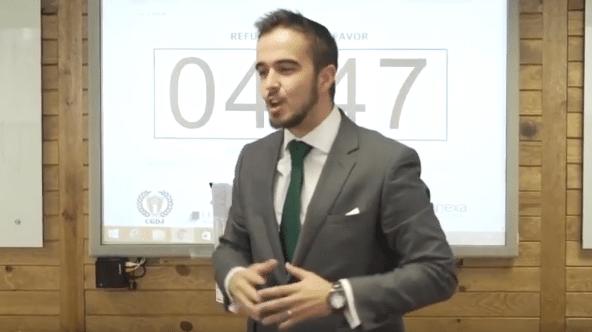 Antonio Fabregat Campeonato Mundial Debate