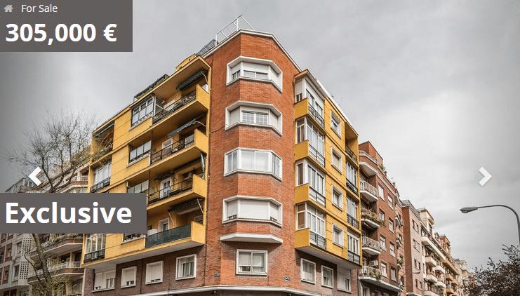 vender piso rápido Arapiles inmobiliaria Chamberí