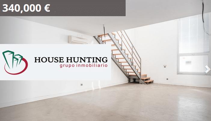 Vender piso rápido 340.000 euros
