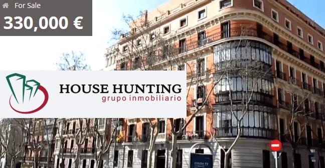 Vender piso rápido Los Jerónimos inmobiliaria Chamberí