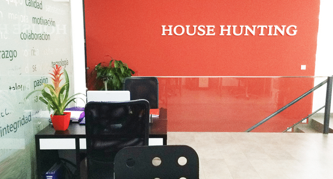 inmobiliaria Chamberí House Hunting