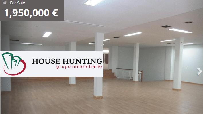 vender casa de lujo inmobiliaria barrio de Salamanca