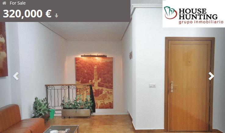 vender piso rápido 320.000 euros
