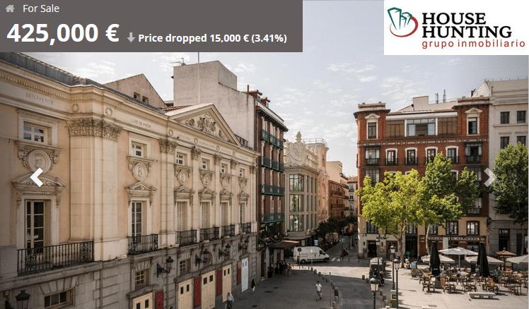 vender piso rápido 425.000 euros