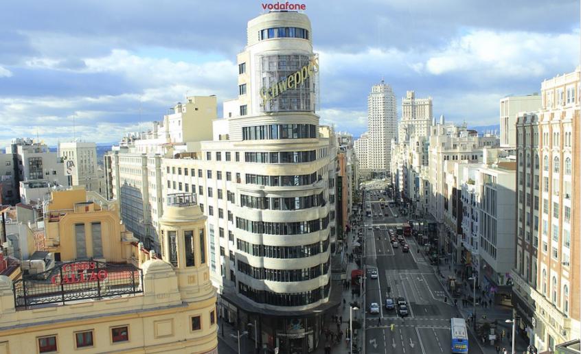 Comprar piso rápido Madrid barrio de Salamanca Gran Vía