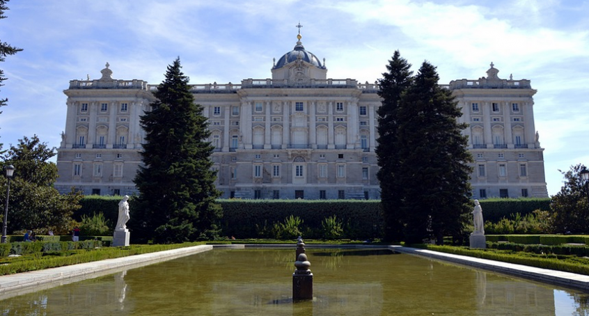 Jorge Javier Vázquez casa barrio de Sol Palacio Real