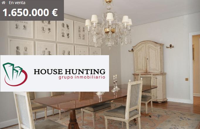 casa El Viso House Hunting