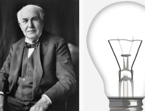 A Thomas Edison, le prohibieron ir al colegio por tener serias dificultades