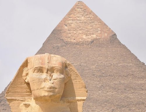 Está en construcción un monumento que intenta rivalizar con las pirámides de Egipto