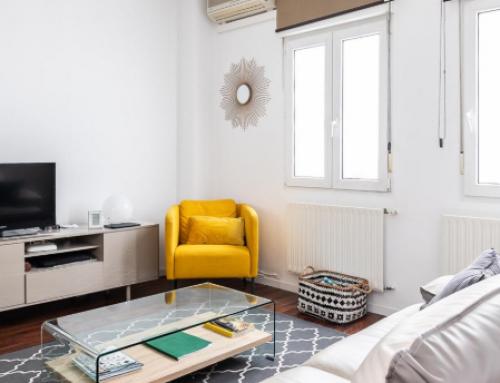 FOTOS: Se vende piso en el barrio de Salamanca por 380.000 euros