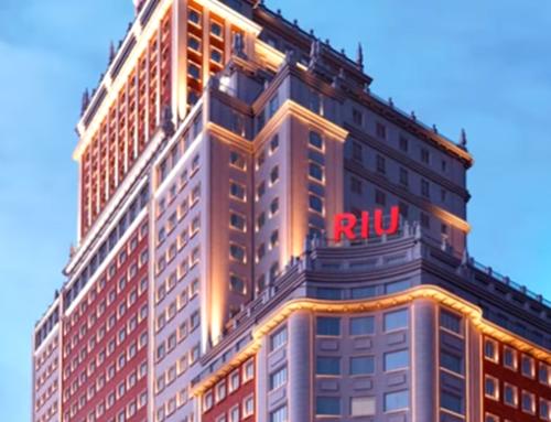 VÍDEO: Así, es el nuevo Hotel RIU de Madrid, que ocupa el Edificio España