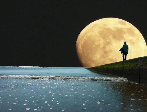 VÍDEO: Hallan agua en la Luna, y en grandes proporciones