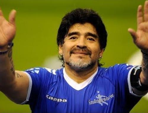 VÍDEO: Una de las casas del ilustre Maradona, en imágenes