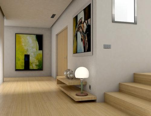 ¿Qué pintura es mejor para tu piso de alquiler?