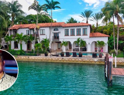 FOTOS: La espectacular casa que vendió Alejandro Sanz en Miami