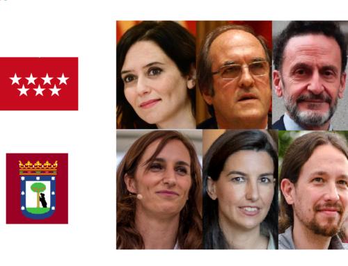 Las casas de los políticos madrileños: ¿Cómo son? ¿Dónde viven?